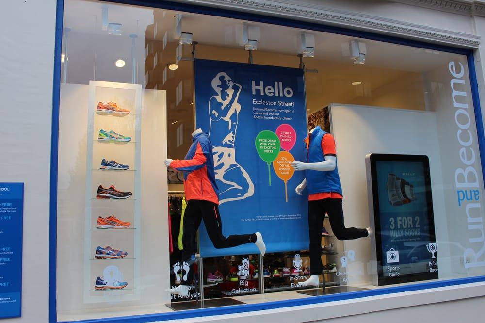 Independent Specialist Running Shop